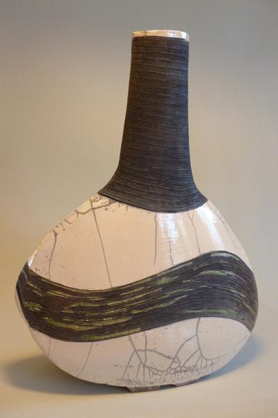 """Vase """"Mit Schwung"""""""